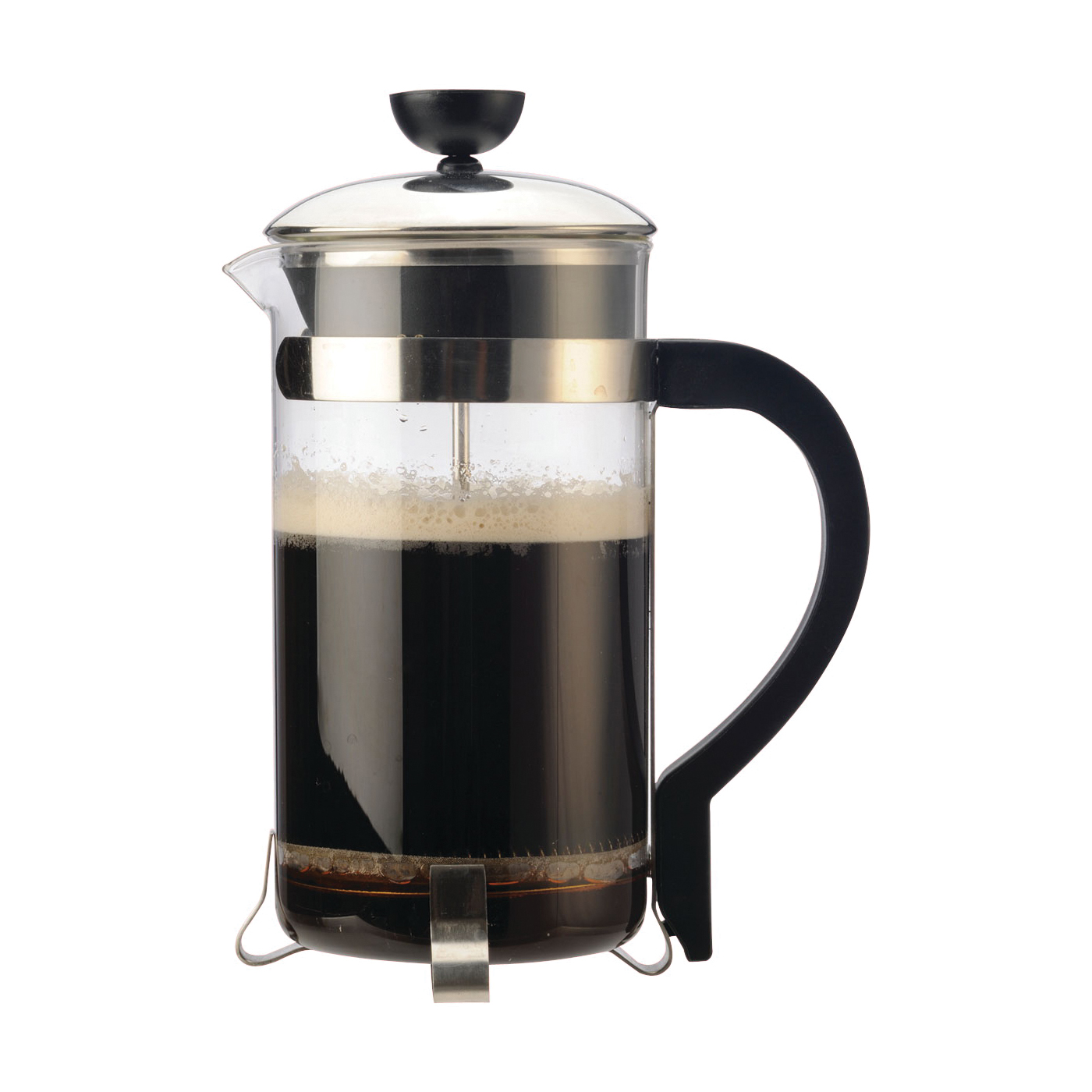 Picture of Primula PCP-6408 Coffee Press, 8 Cups Capacity, Borosilicate Glass/Stainless Steel