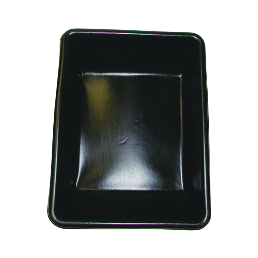 Picture of MACCOURT ST3608 Super Tub, 23 gal Capacity, 36 in L, 24 in W, 8 in H, Polyethylene, Black, Rectangle