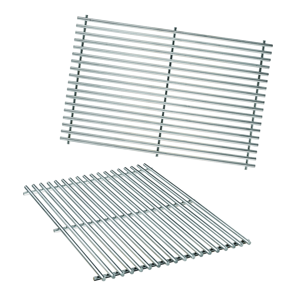 Picture of Weber 7528 Cooking Grate, 19-1/2 in L, 12.9 in W, Stainless Steel