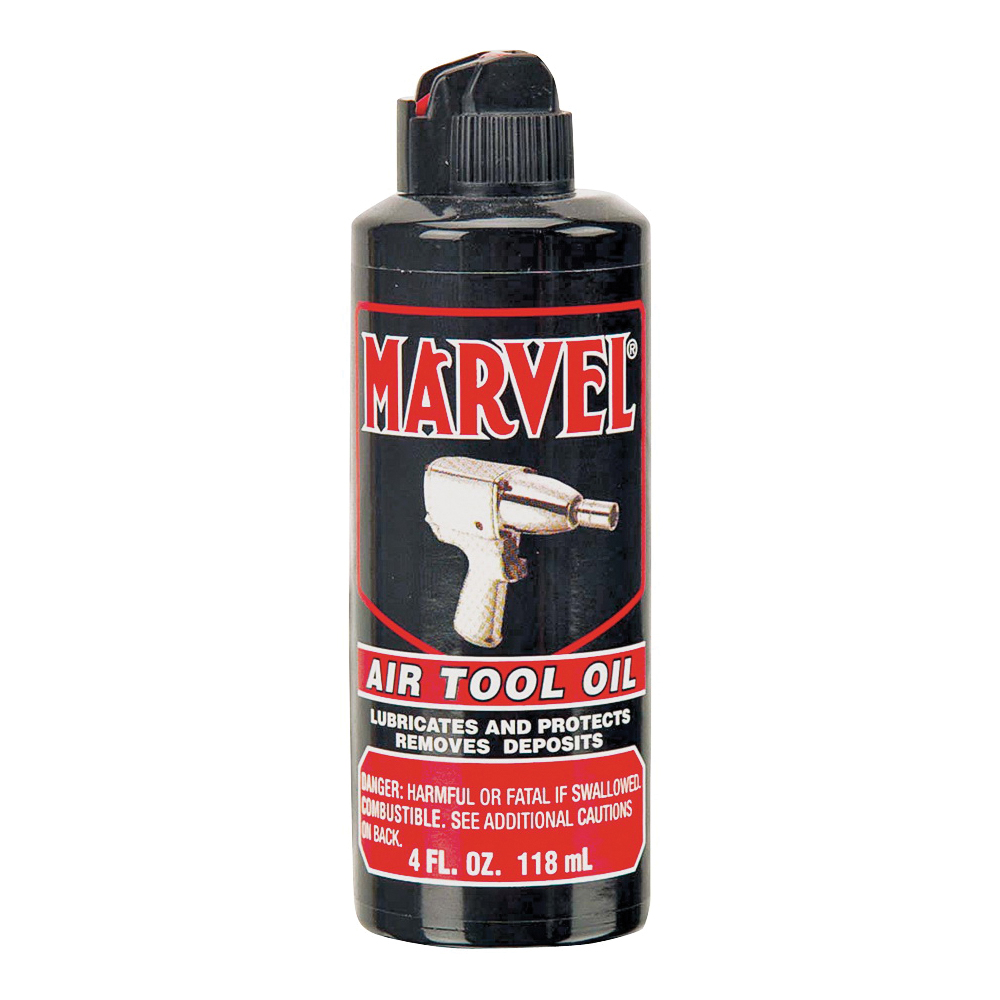 Picture of MARVEL MM080R Air Tool Oil, 4 oz Package, Bottle