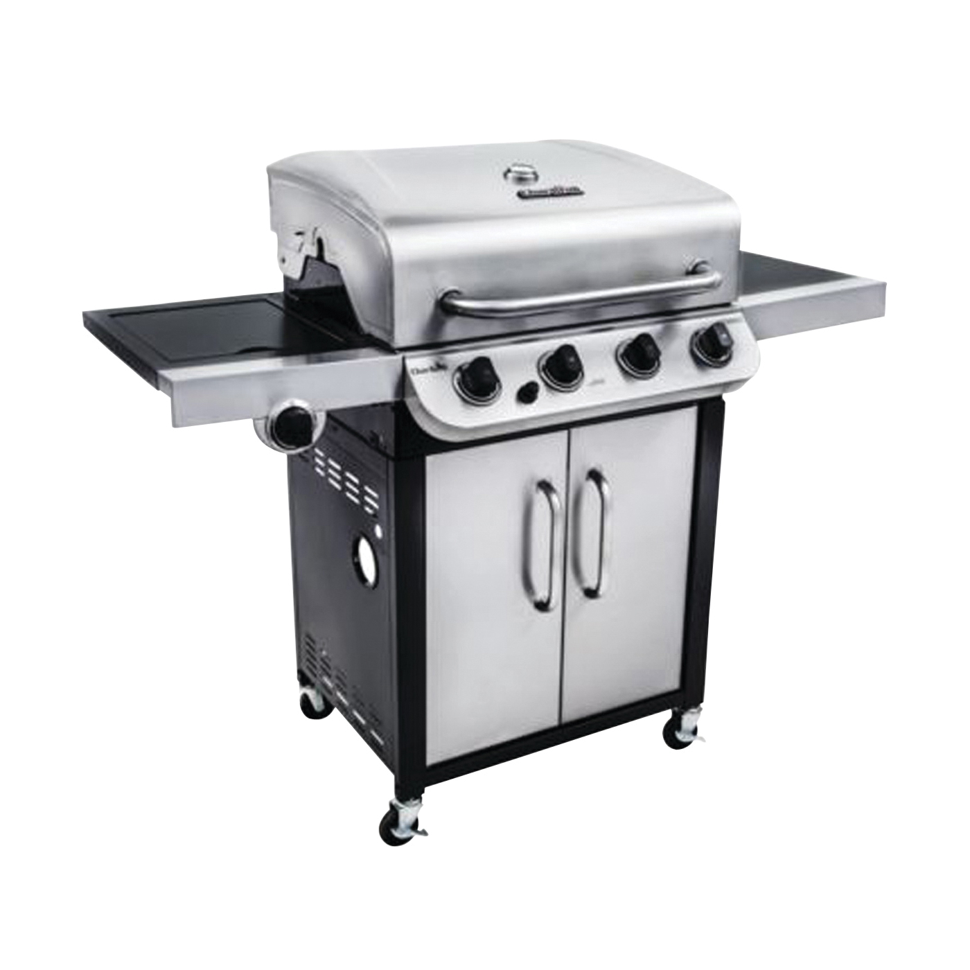 Picture of Char-Broil Performance Series 463377017 Gas Grill, 36000 Btu BTU, 4 -Burner, 475 sq-in Primary Cooking Surface