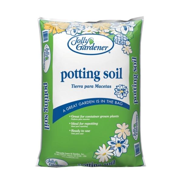 Picture of Jolly Gardener 50055061 Potting Soil, 40 lb Package, Bag