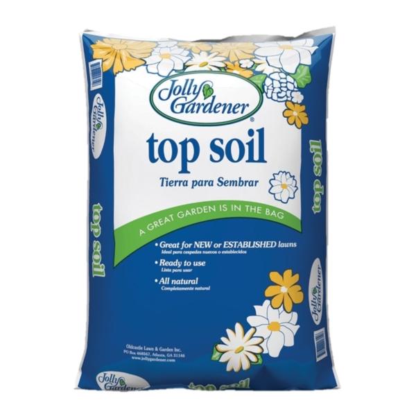 Picture of Jolly Gardener 50055075 Top Soil, 40 lb Package, Bag
