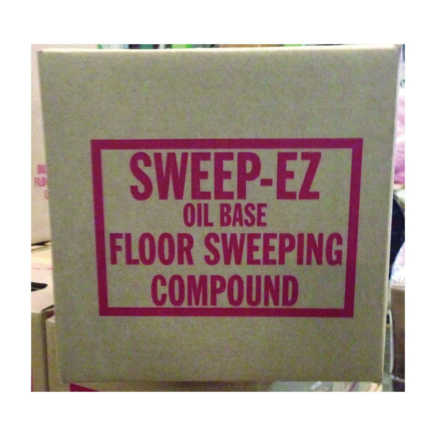Picture of SORB-ALL 3401 Sweeping Compound, 100 lb Package