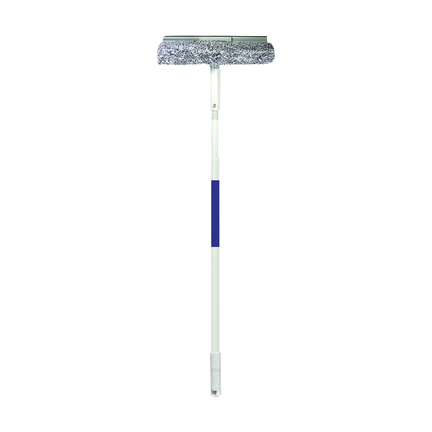 Picture of Unger 975620 Squeegee and Scrubber Kit, 39-3/4 in OAL, Gray/White