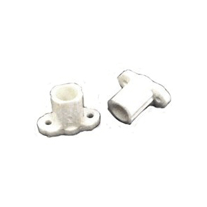 Picture of US Hardware WP-0624C Window Bearing, Plastic, 2, Carded