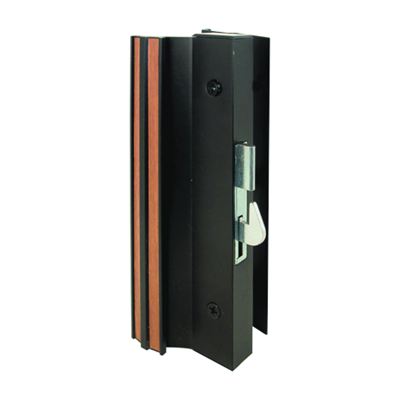 Picture of Prime-Line C 1001 Handle Set, Aluminum, Anodized, 7/8 to 2-3/8 in Thick Door