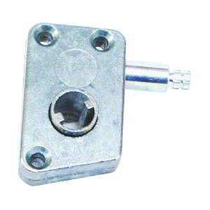 Picture of US Hardware WP-8867C Window Operator, Zinc, Mill, 1, Carded