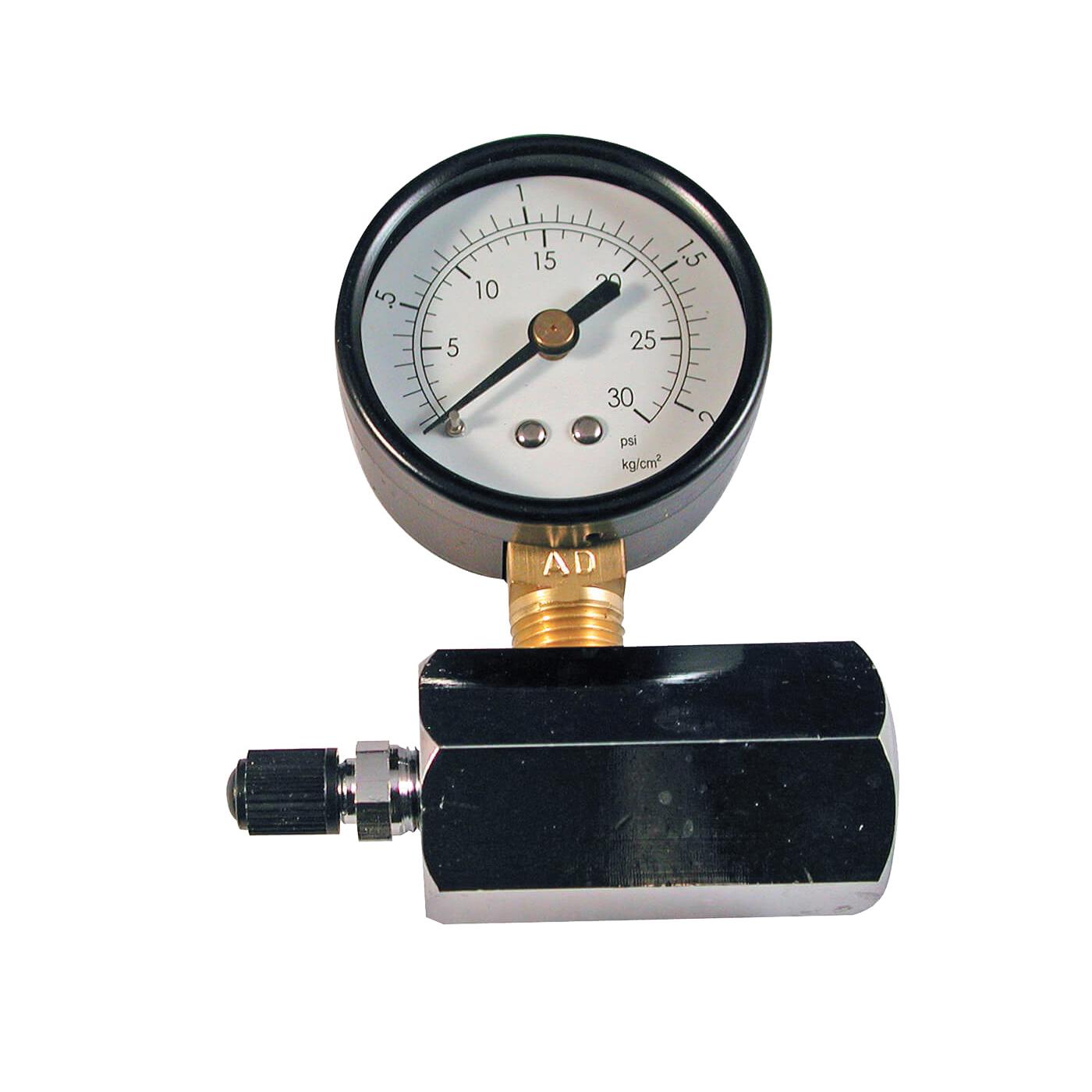 Picture of Danco 61700 Gas Test Gauge, Brass