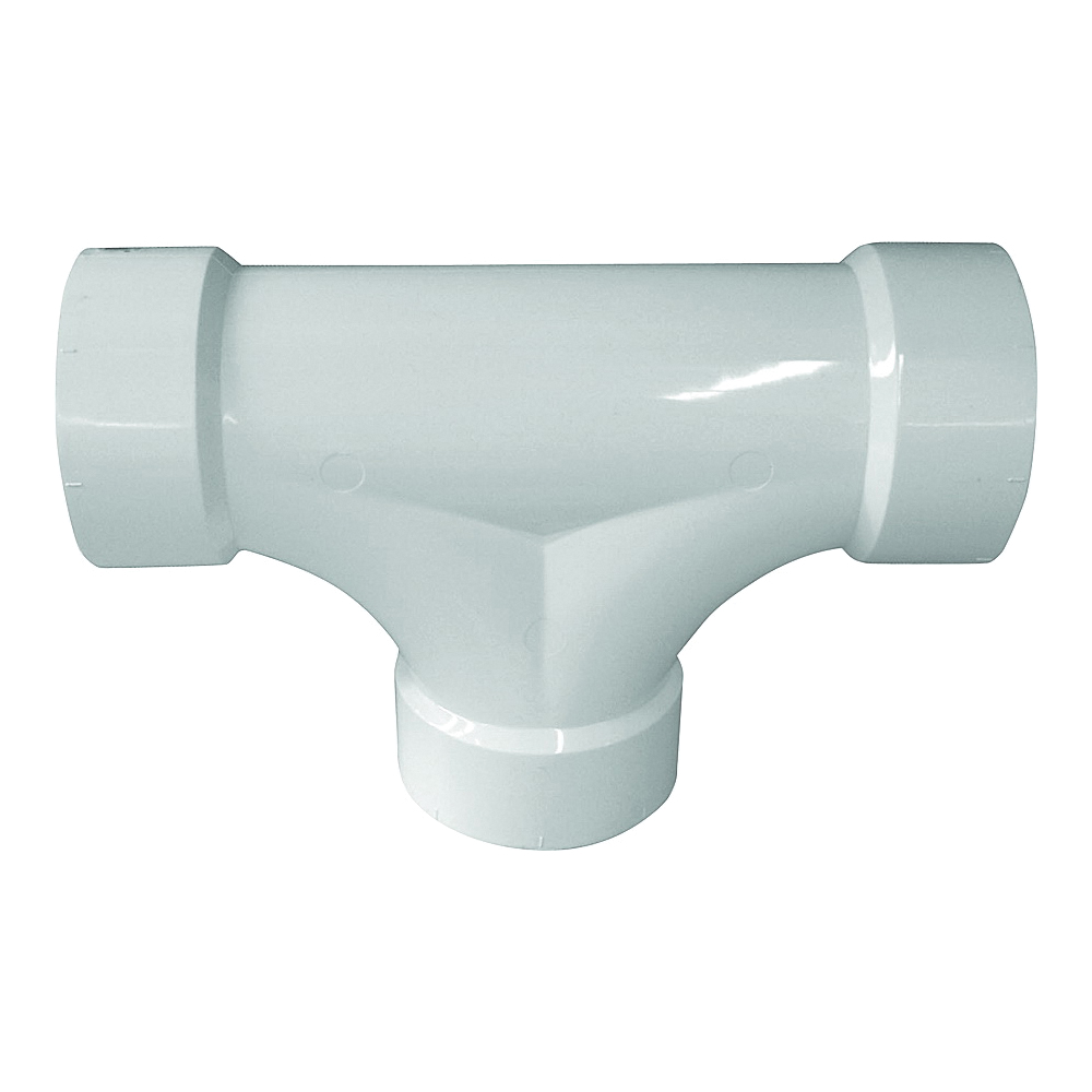 Picture of GENOVA 700 Series 71633 Cleanout Tee, 3 in, Hub, PVC, SCH 40 Schedule