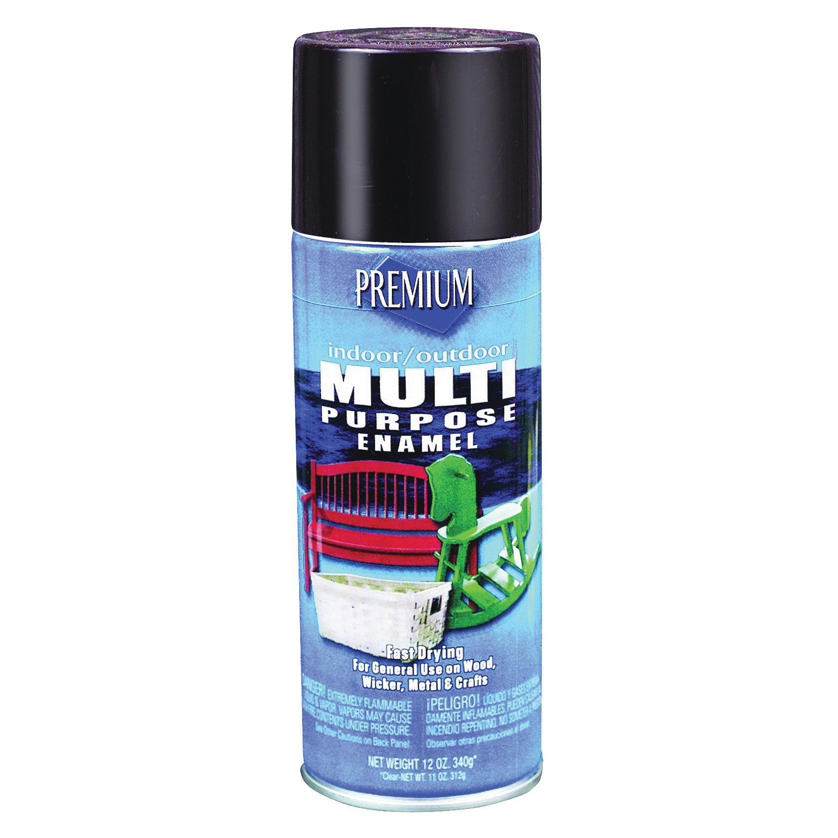 Picture of RUST-OLEUM MP1018 Primer, Red Oxide, 12 oz