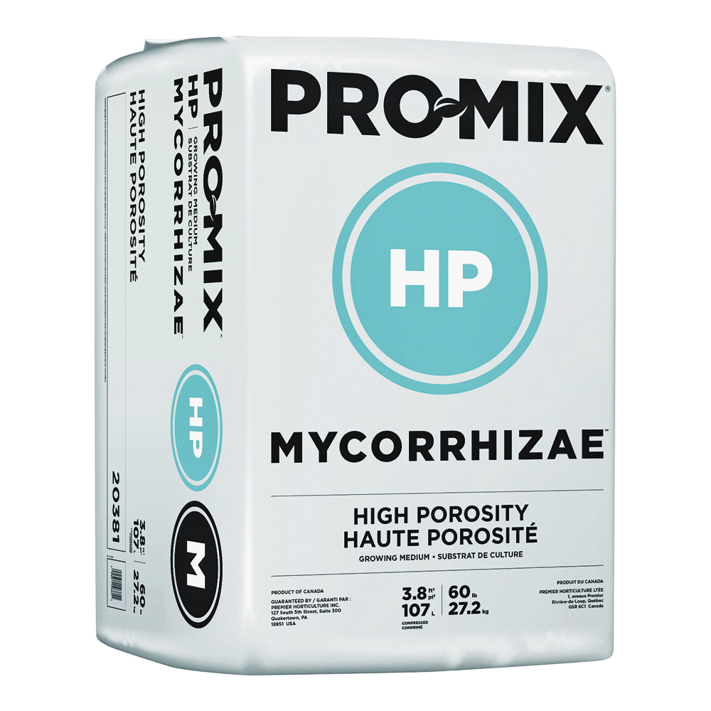 Picture of PRO-MIX 20381RG High-Porosity Mycorrhizae, Blond/Light Brown, 3.8 cu-ft Package