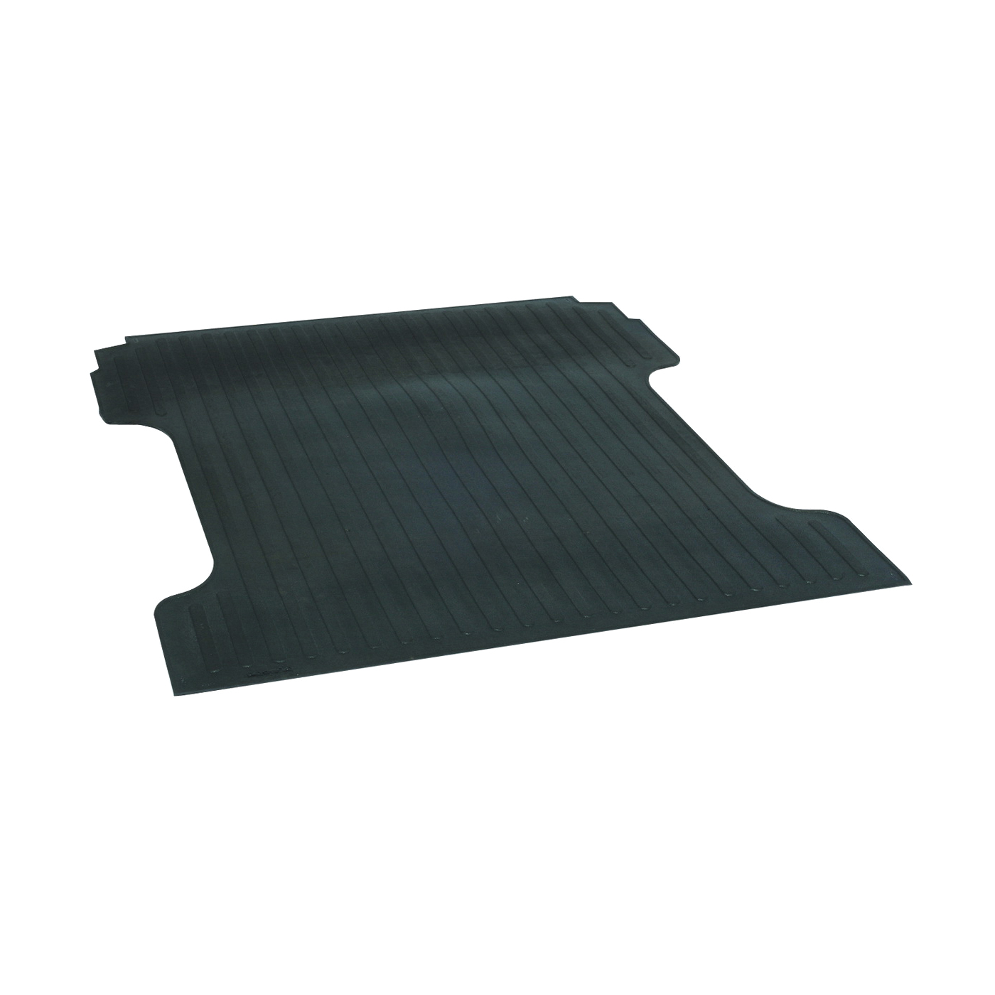 Picture of DEE ZEE DZ86974 Bed Mat, Heavyweight, Rubber, Black, For: GMC 07-12 Chevrolet Silverado