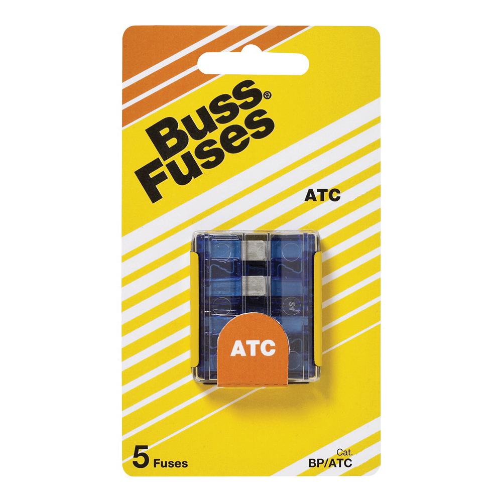 Picture of Bussmann BP/ATC-3-RP Blade Fuse, 32 VDC, 3 A, 1 kA Interrupt