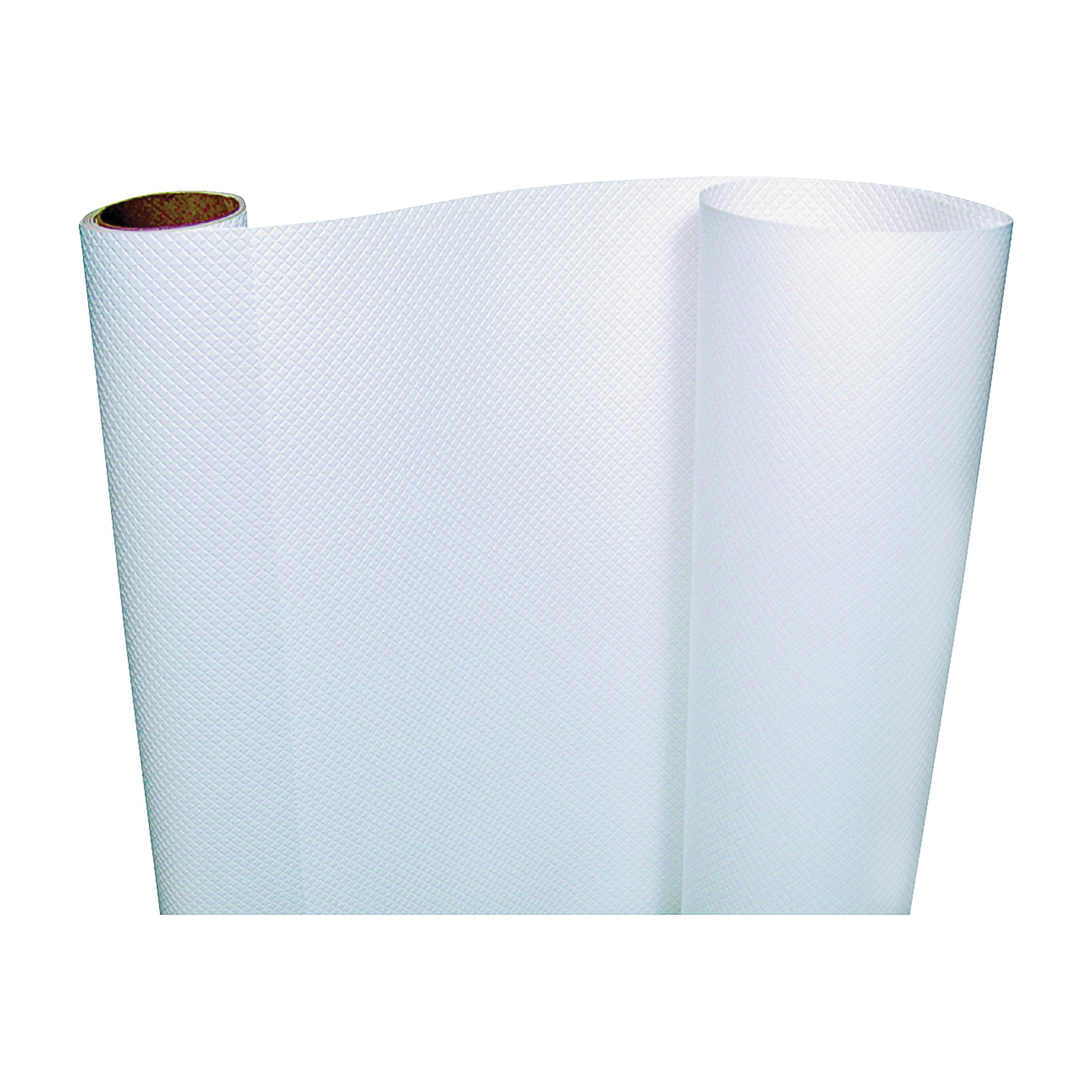Picture of Con-Tact 05F-C5T20-06 Embossed Shelf Liner, 5 ft L, 20 in W, Vinyl, Clear