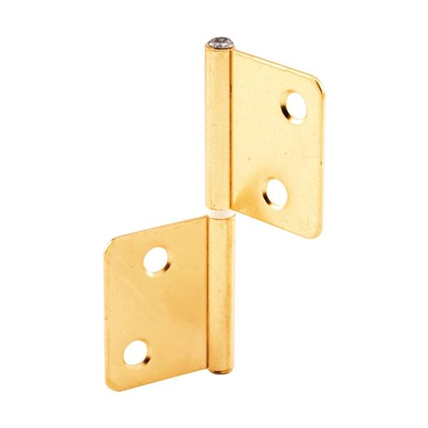 Picture of Prime-Line N 7025 Door Hinge, Steel, Brass