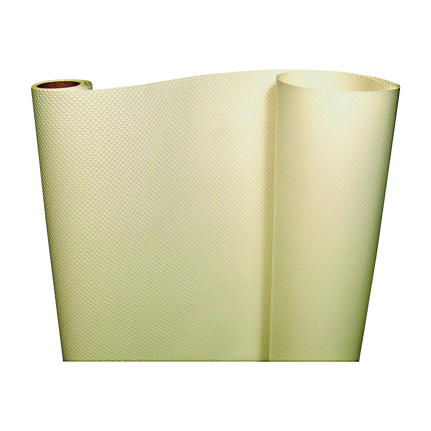 Picture of Con-Tact 05F-C5T22-06 Embossed Shelf Liner, 5 ft L, 20 in W, Vinyl, Almond