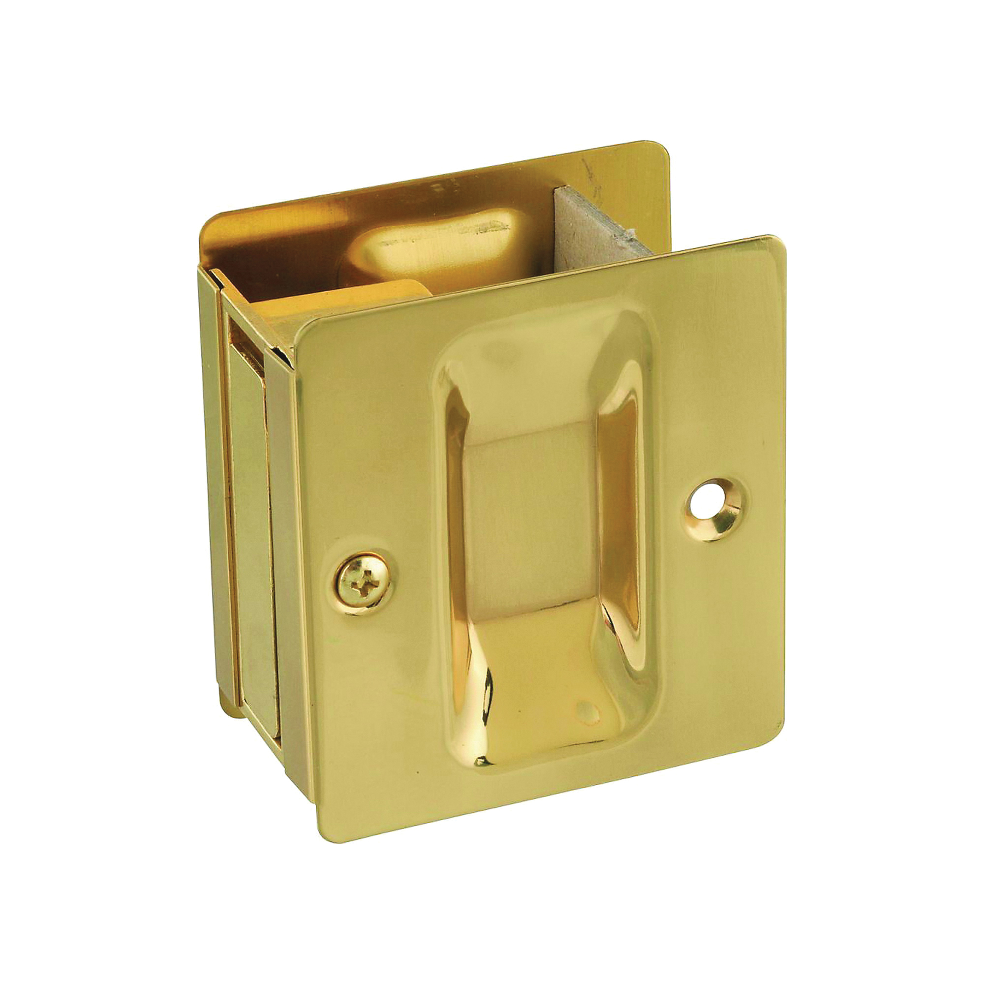 Picture of National Hardware N216-069 Door Pull, Brass, Solid Brass