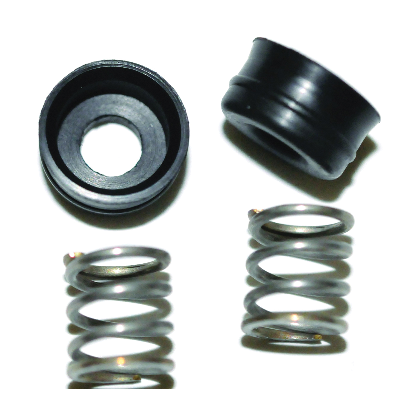 Picture of Danco 80704 Seat and Spring Repair Kit, Faucet, Plastic/Rubber/Stainless Steel, For: Delta Delux Two-Handle Faucets