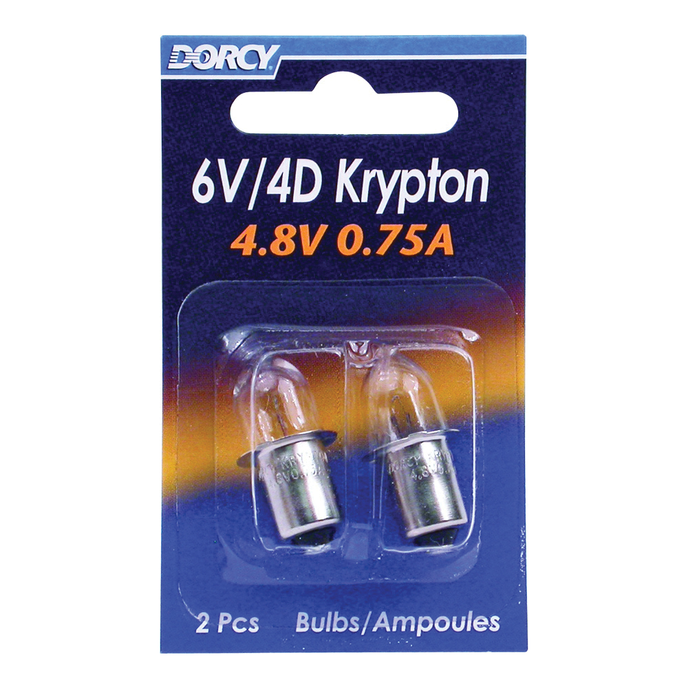 Picture of Dorcy 41-1663 Replacement Bulb, Krypton Lamp