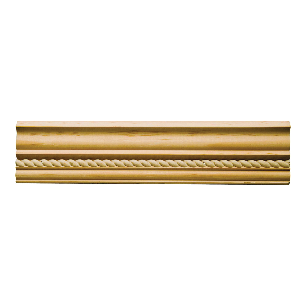 Picture of Waddell MLD354 Crown Molding, Rope Pattern, Synthetic