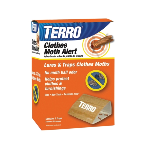 Picture of TERRO T720 Clothes Moth Alert, Glue