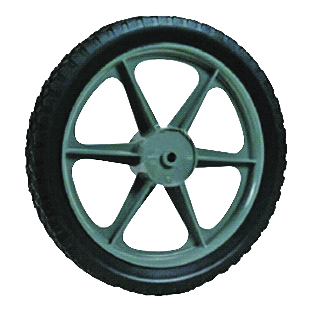 Picture of ARNOLD 1475-P Tread Wheel, Butyl Rubber/Plastic, For: High Wheel Lawn Mowers