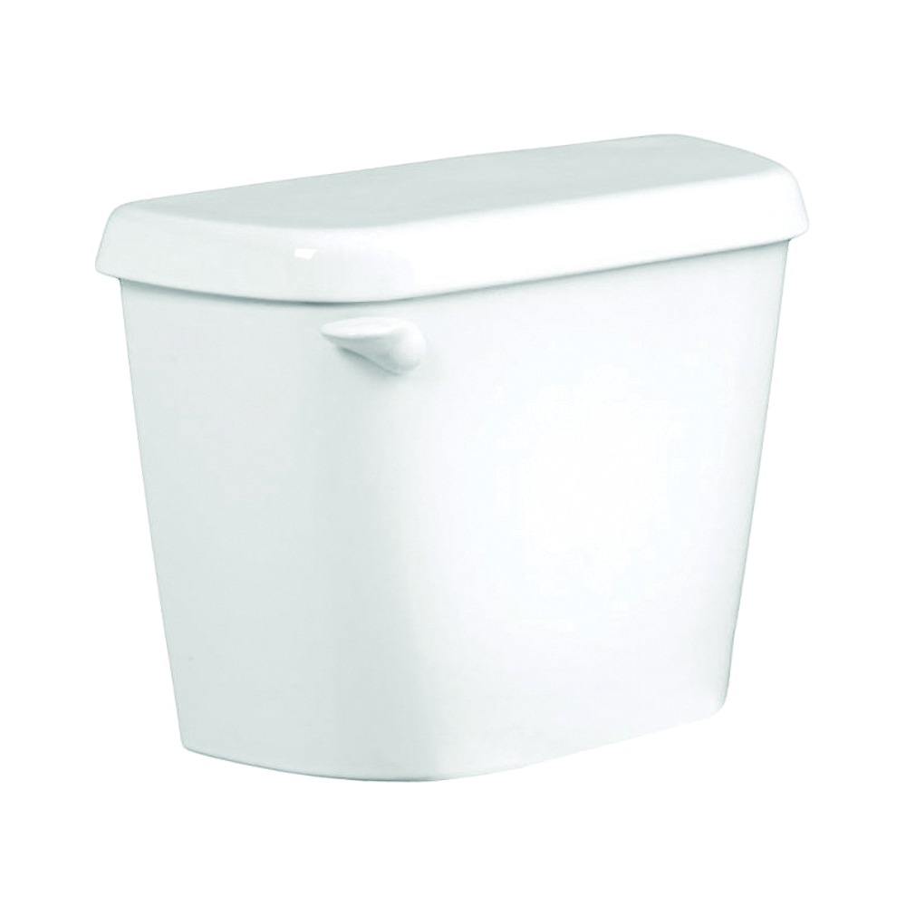 Picture of American Standard Colony 4192B104.020 Toilet Tank, 1.28 gpf Flush, 10 in Rough-In, Vitreous China, White
