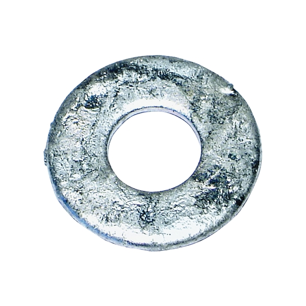 Picture of MIDWEST FASTENER 05628 Flat Washer, 1/2 in ID, Galvanized Steel, USS Grade