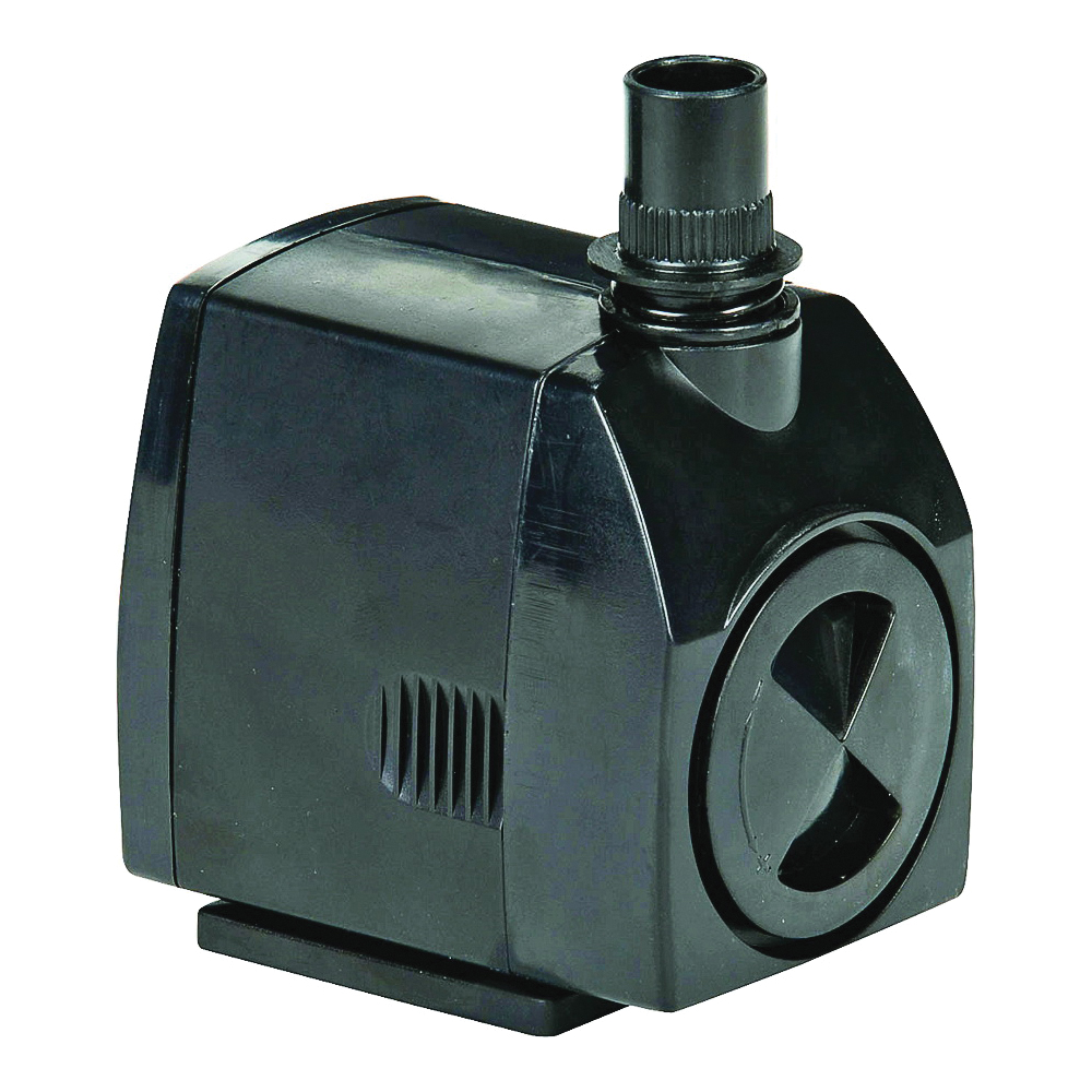Picture of Little Giant 566717 Magnetic Drive Pump, 0.4 A, 115 V, 1/2 x 5/8 in Connection, 1 ft Max Head, 300 gph