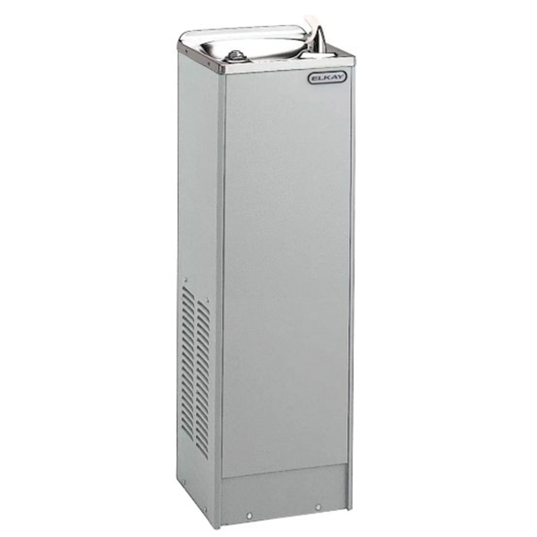 Picture of Elkay Space-Ette FD7003L1Z Water Cooler, 3 gph Cooler, Steel, Gray