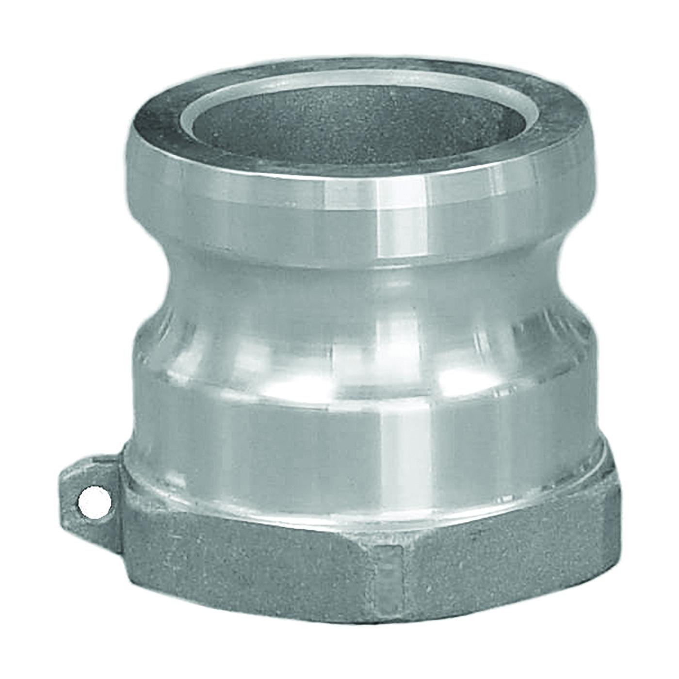 Picture of ABBOTT RUBBER QA-200-DC Hose Coupling, 2 in, FNPT, Aluminum