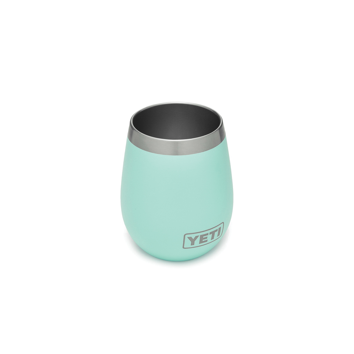 Picture of YETI Rambler 21071300067 Wine Tumbler, 10 oz Capacity, Stainless Steel, Seafoam