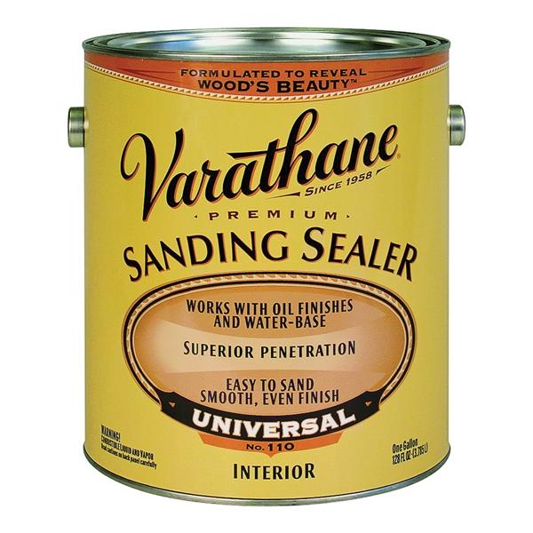 Picture of RUST-OLEUM 224740 Sanding Sealer, Liquid, 1 gal, Canister
