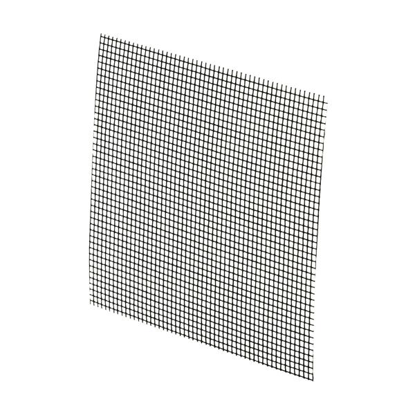 Picture of Make-2-Fit P 8096 Screen Repair Kit, 3 in L, 3 in W, Fiberglass, Charcoal