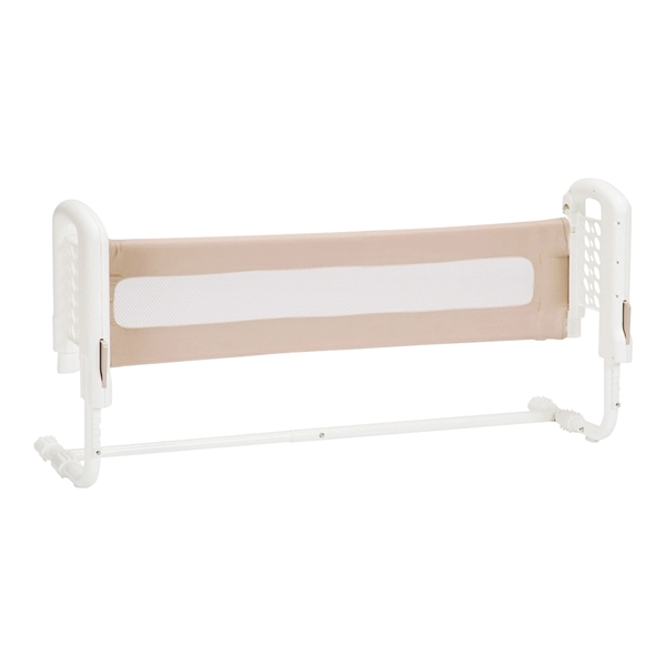 Picture of Safety 1st BR017CRE Top-Of-Mattress Bed Rail, Cream, For: Twin, Full, Queen-Sized Mattresses