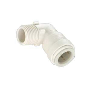 Picture of Watts 3519-1006/P-631 Elbow, 1/2 in, 3/8 in, 90 deg, Off-White