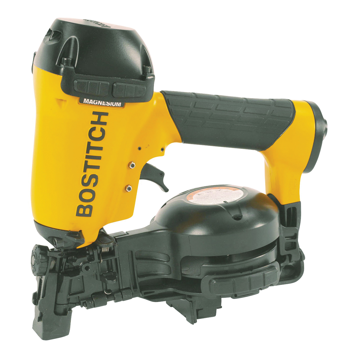 Picture of Bostitch RN46-1 Coil Roofing Nailer, 120 Magazine, 15 deg Collation