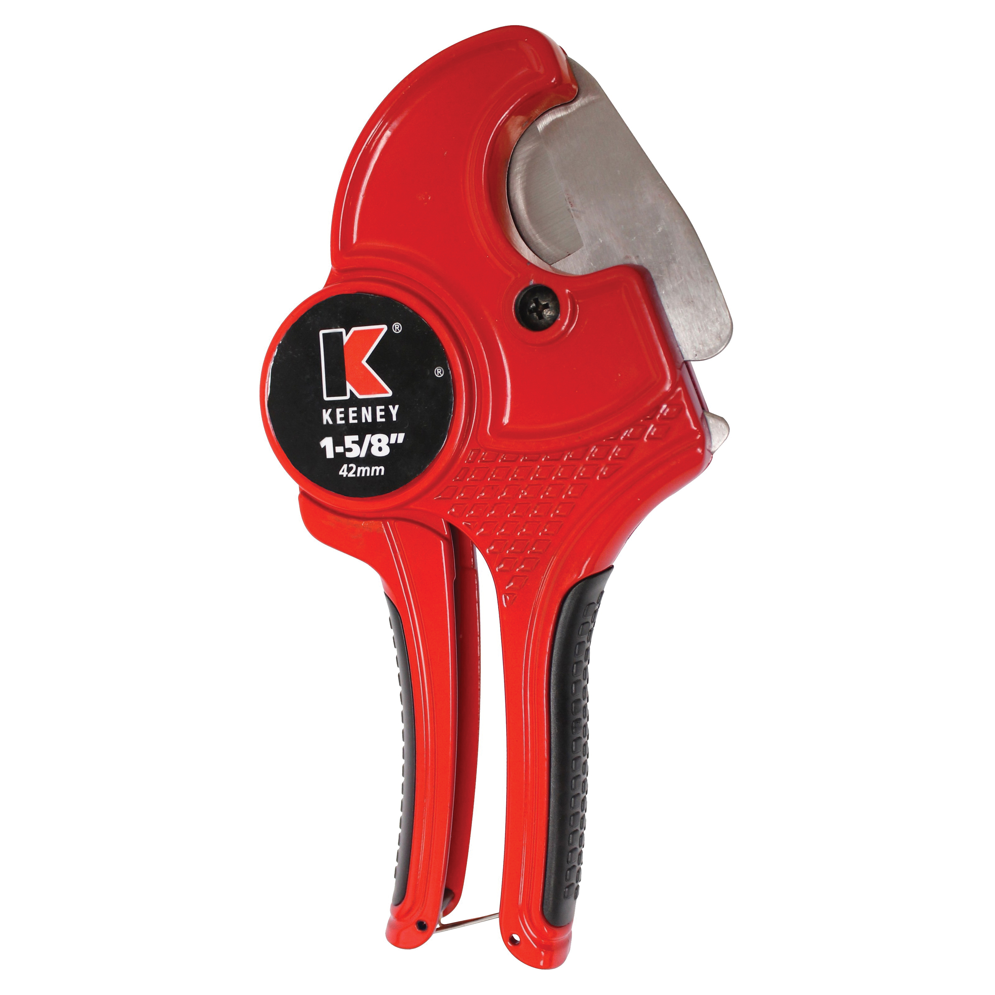 Picture of Keeney K840-101 Pipe Cutter, 1-5/8 in Max Pipe/Tube Dia, HCS Blade