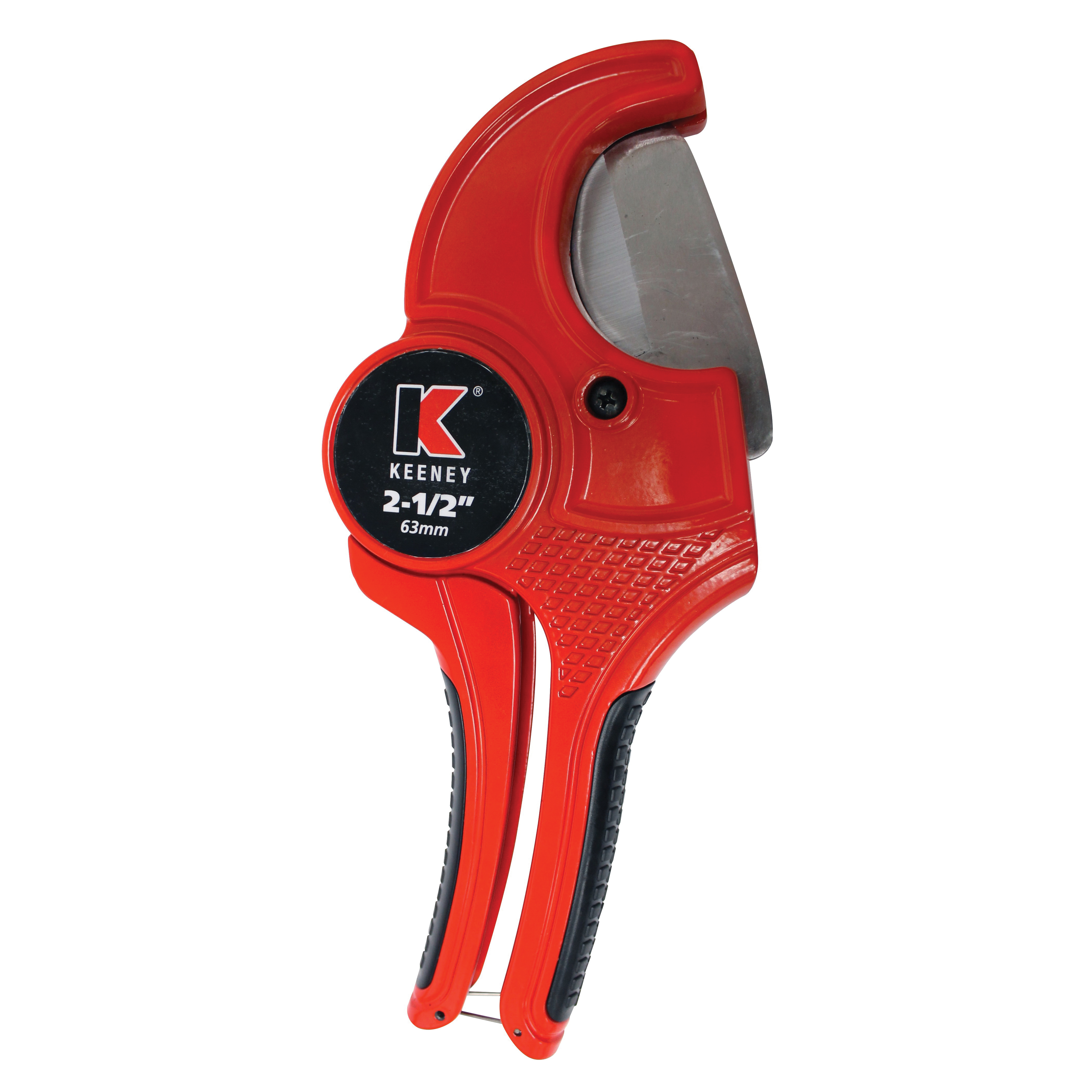 Picture of Keeney K840-102 Pipe Cutter, 2-1/2 in Max Pipe/Tube Dia, HCS Blade