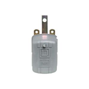 Picture of Square D 9036DG2R Float Switch, 230 V, DPST-DB, NEMA 1 UL 50 Enclosure
