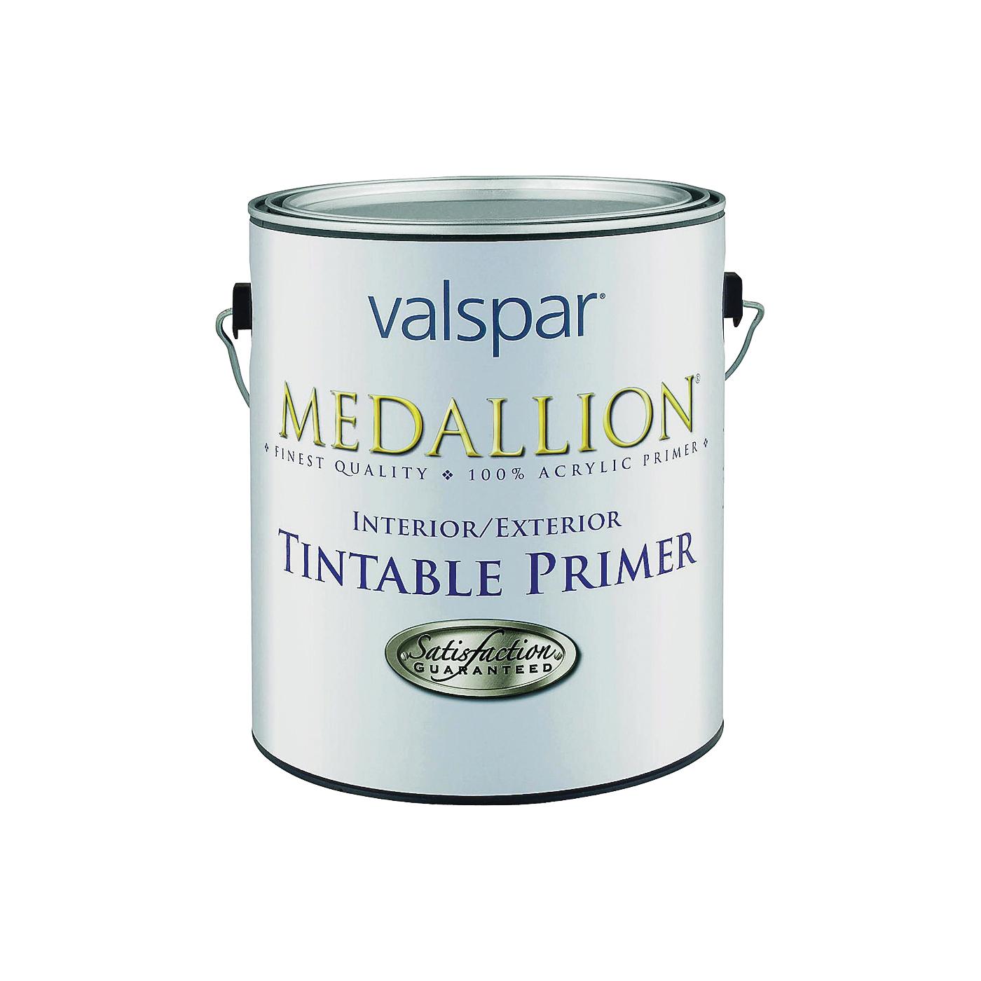 Picture of Valspar Medallion 192 Tintable Primer, Gray, 1 gal, Pail
