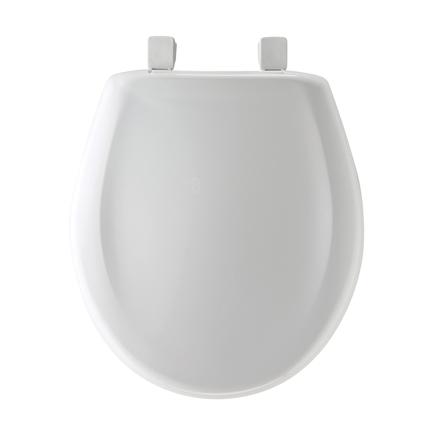 Picture of Mayfair 20SLOW-000 Toilet Seat, Round, Plastic, White, Easy-2, Lift-off Hinge