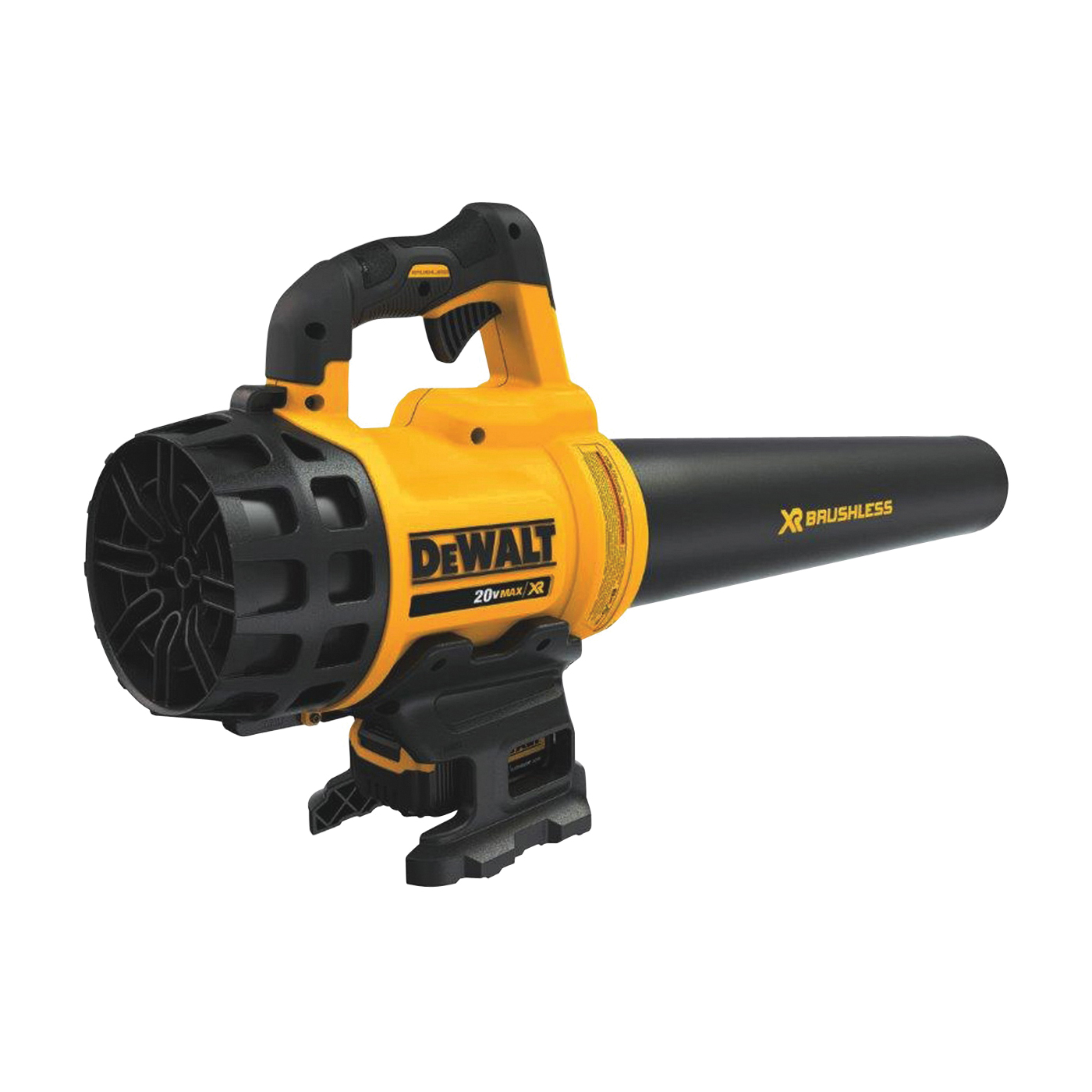 Picture of Black+Decker DCBL720P1 Brushless Handheld Blower, 5 Ah, 20 V Battery, Lithium-Ion Battery, 400 cfm Air