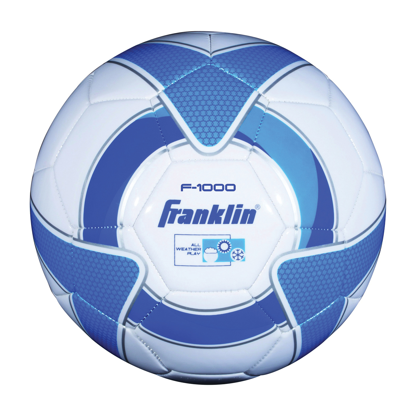 Picture of Franklin Sports 6370 Soccer Ball, Synthetic Leather, Assorted