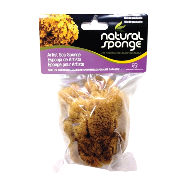 Picture of The Natural BP-4050FN Sea Sponge, 4 to 5 in L, Natural