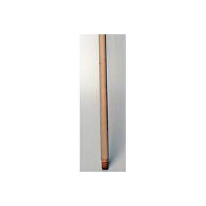 Picture of SUPREME ENTERPRISE LA135S Broom Handle, 7/8 in Dia, 48 in L, Threaded, Wood
