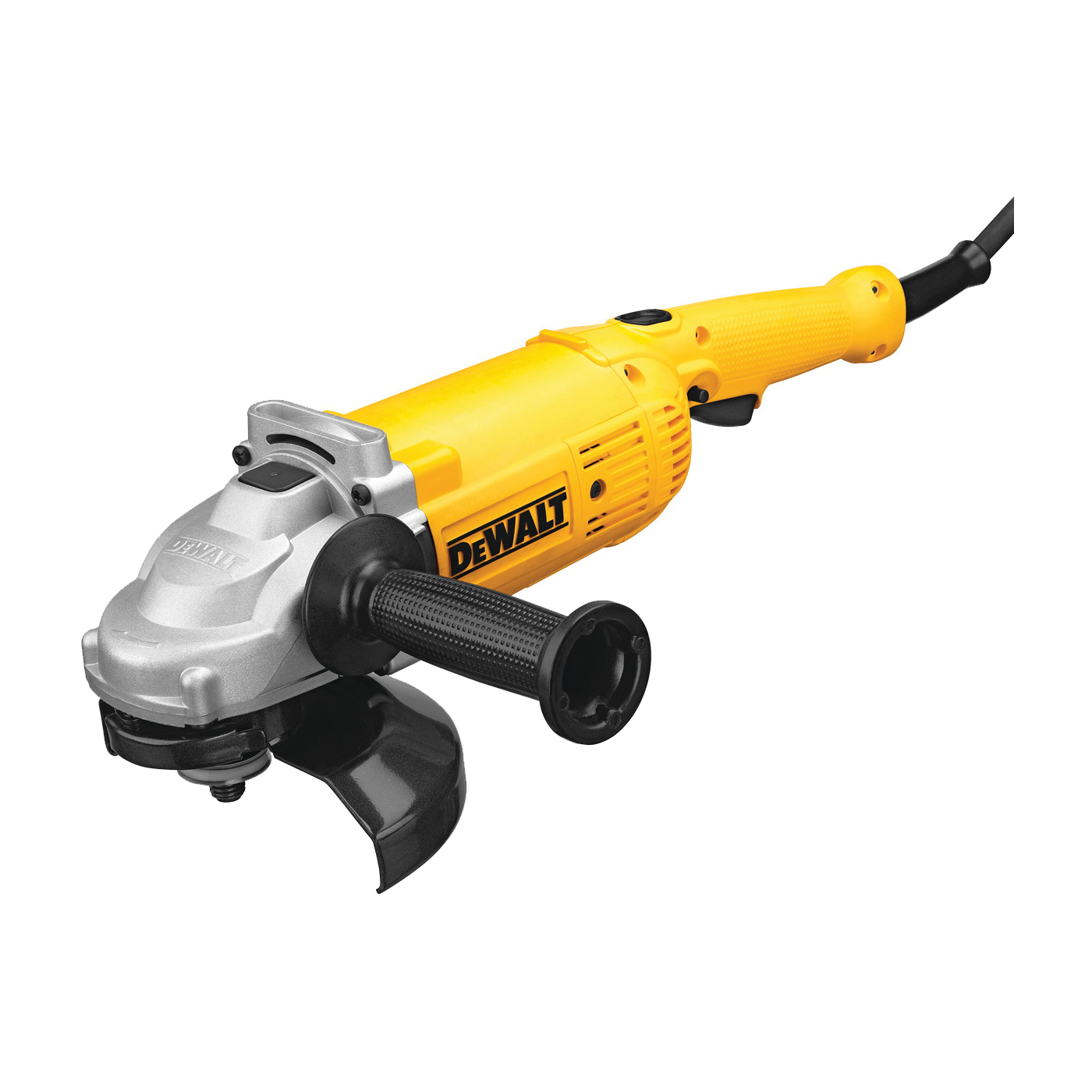 Picture of DeWALT DWE4517 Corded Angle Grinder, Bare Tool, 120 V Battery, 5/8-11 Spindle, 7 in Dia Wheel, 8500 rpm Speed