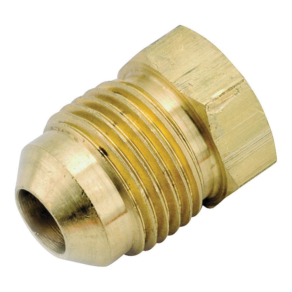 Picture of Anderson Metals 754039-06 Flare Plug, 3/8 in