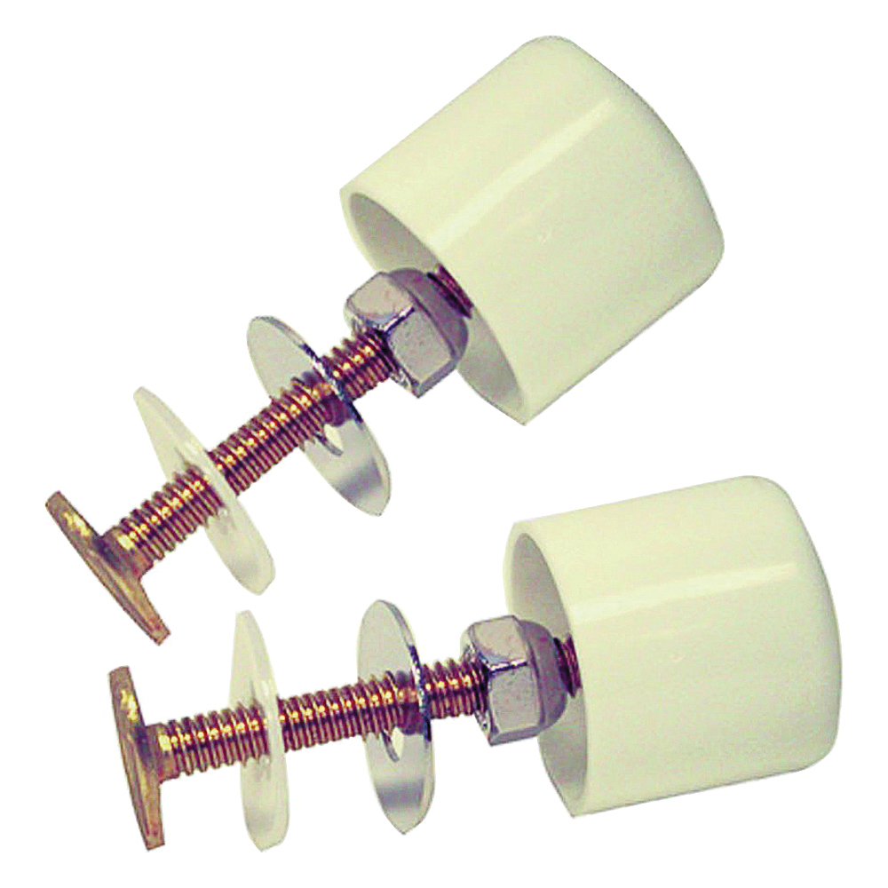 Picture of Danco 88884 Toilet Bolt, Brass/Plastic